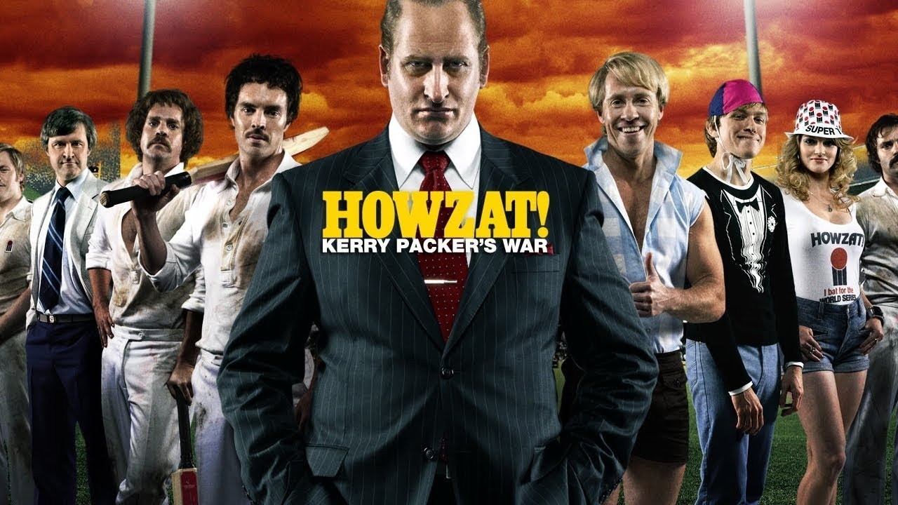 HOWZAT! KERRY PACKERS'S WAR