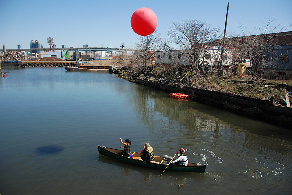 SOLD OUT - FREE GUIDED TOUR Discover Newtown Creek with Newtown Creek Alliance