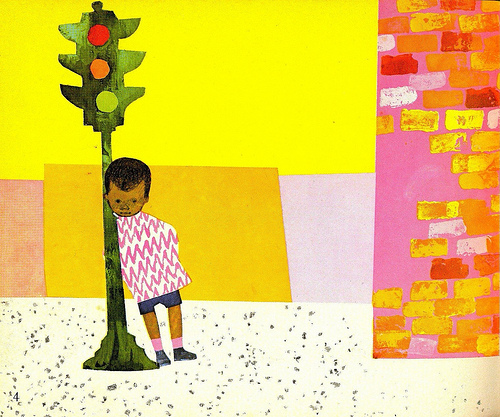 Peter. © Ezra Jack Keats Foundation