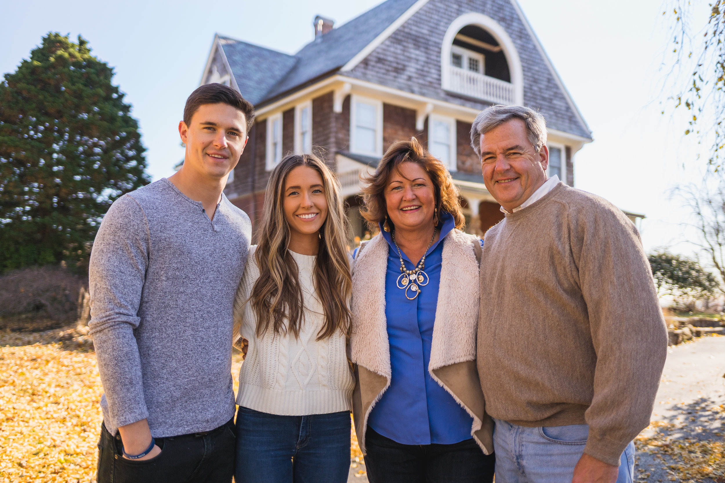 Davis Family 2018 - West Chester, PA