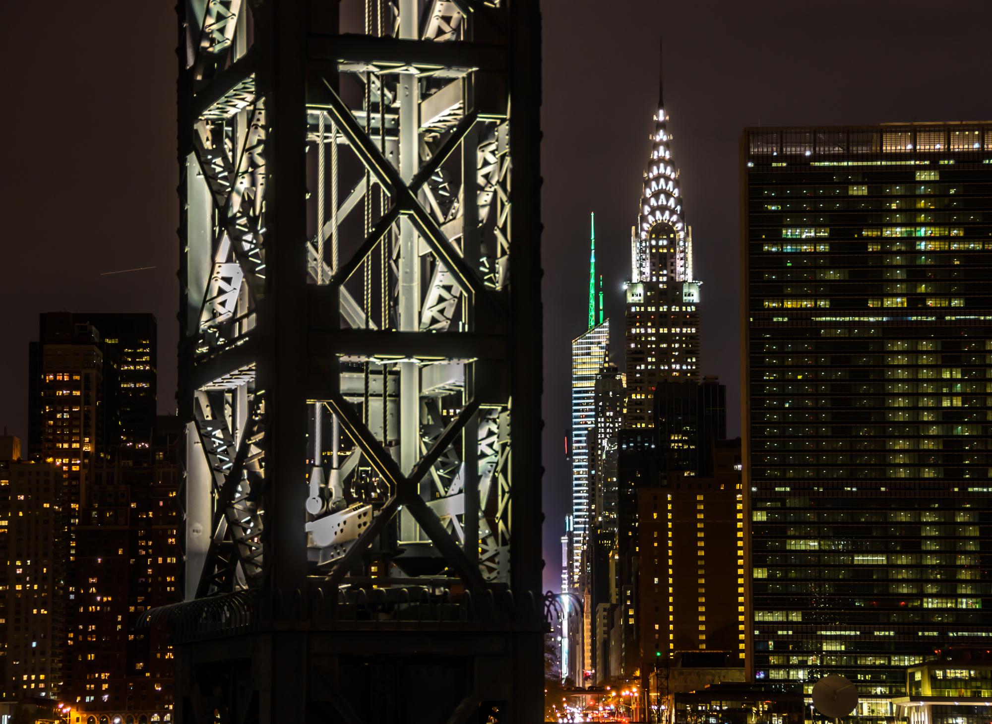 NYC on Spring Night