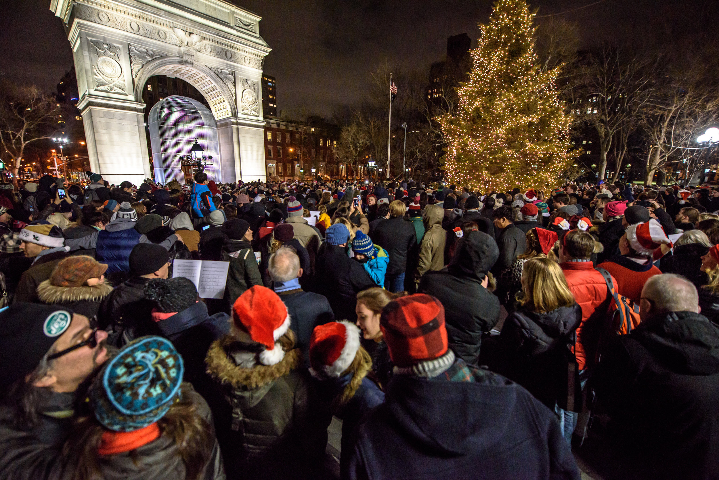 1. Washington Square Park