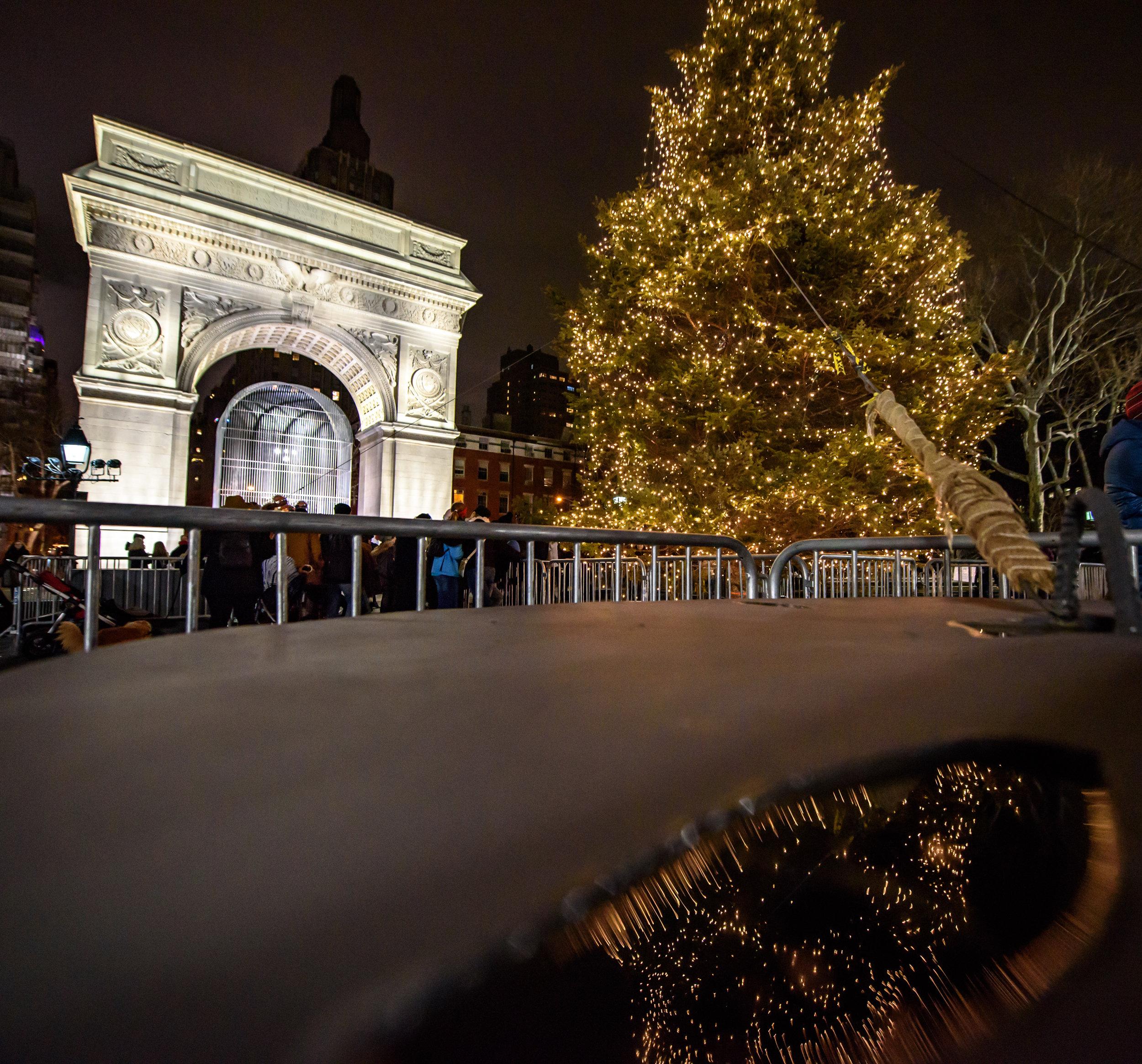 4. Washington Square Park
