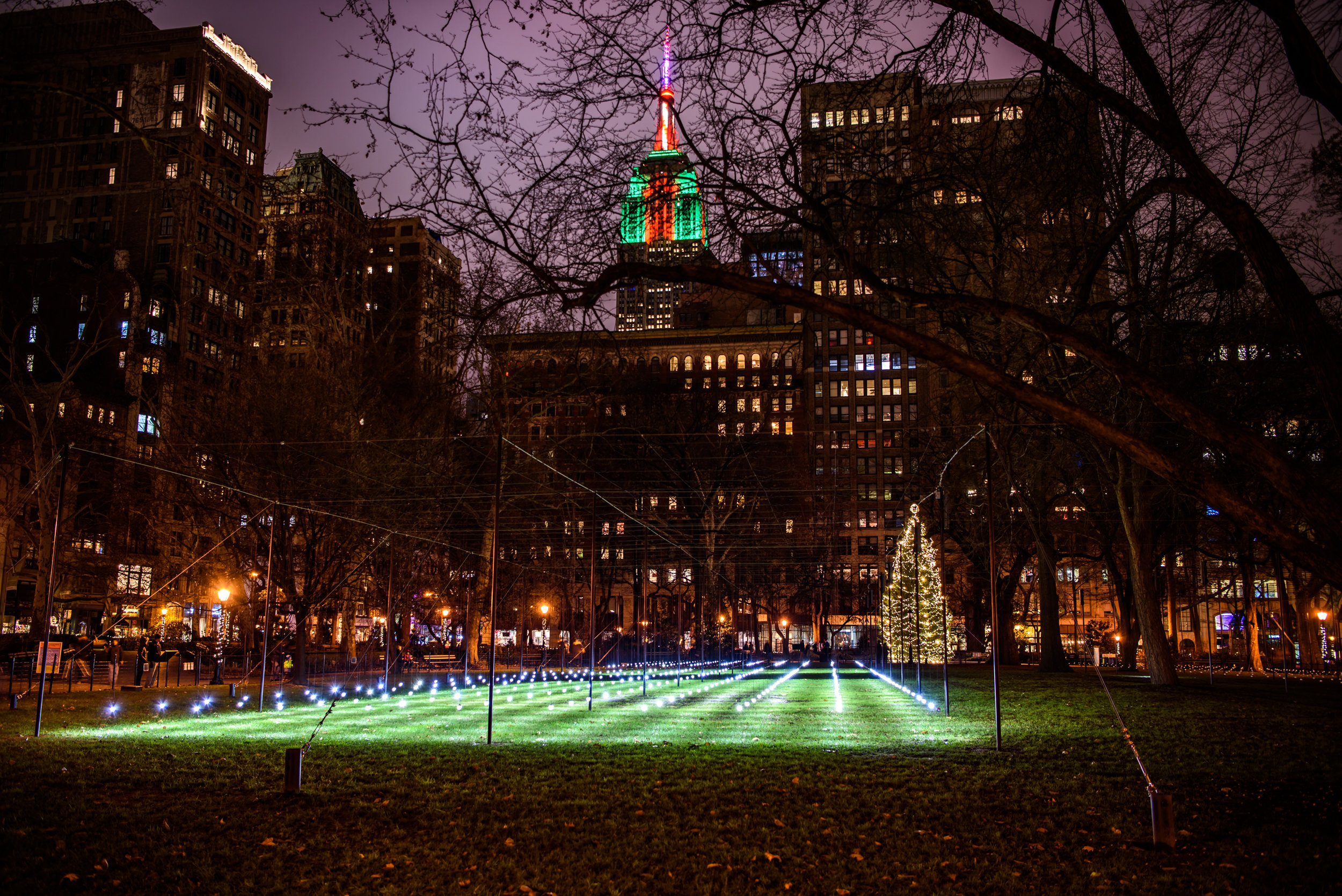 8. Madison Square Park