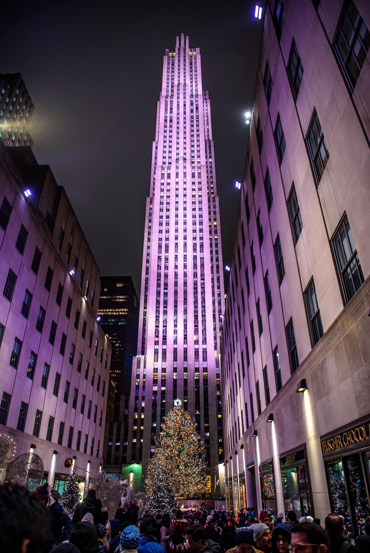 16. Rockefeller Center