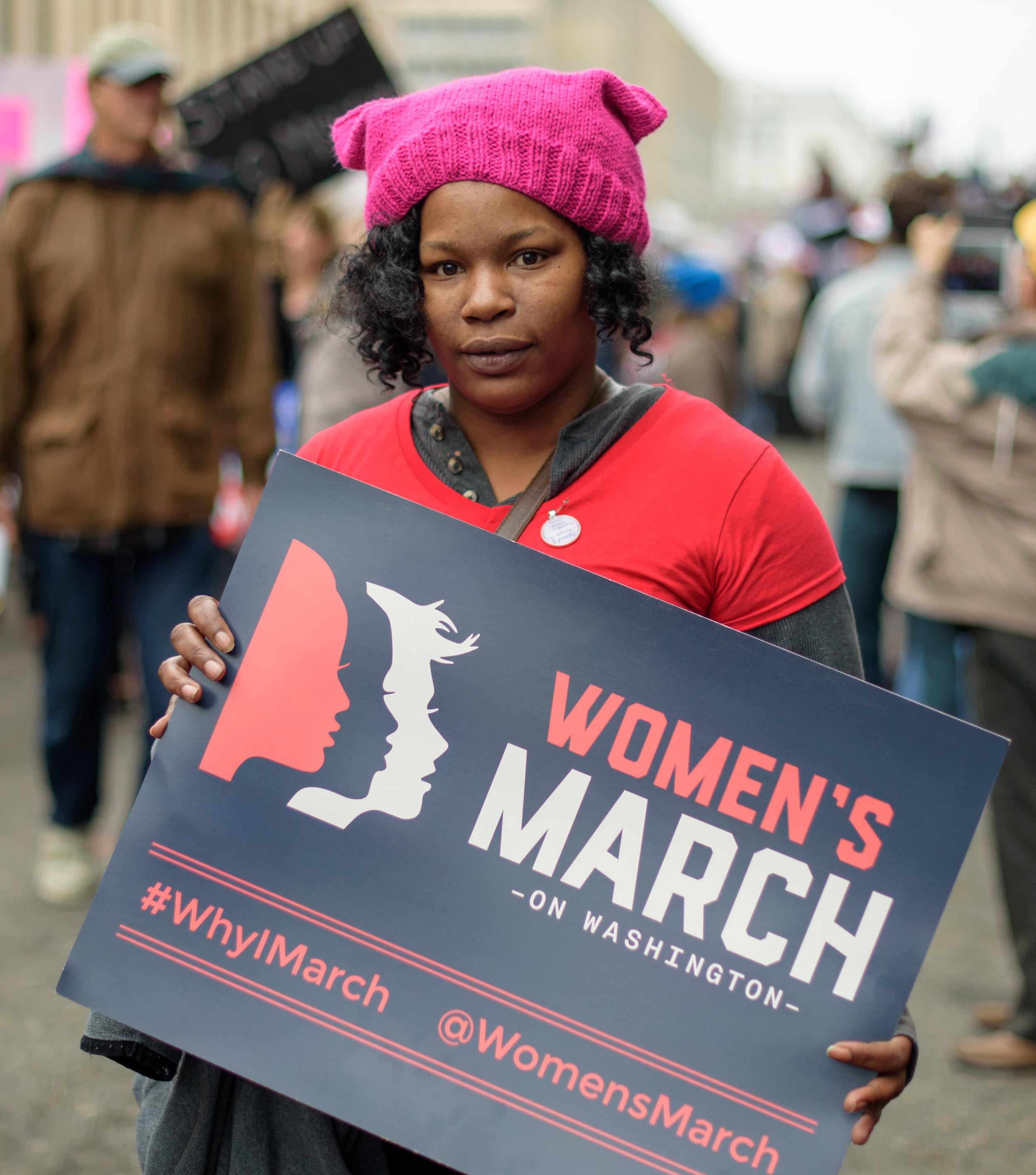Women's March on Washington [January 21]
