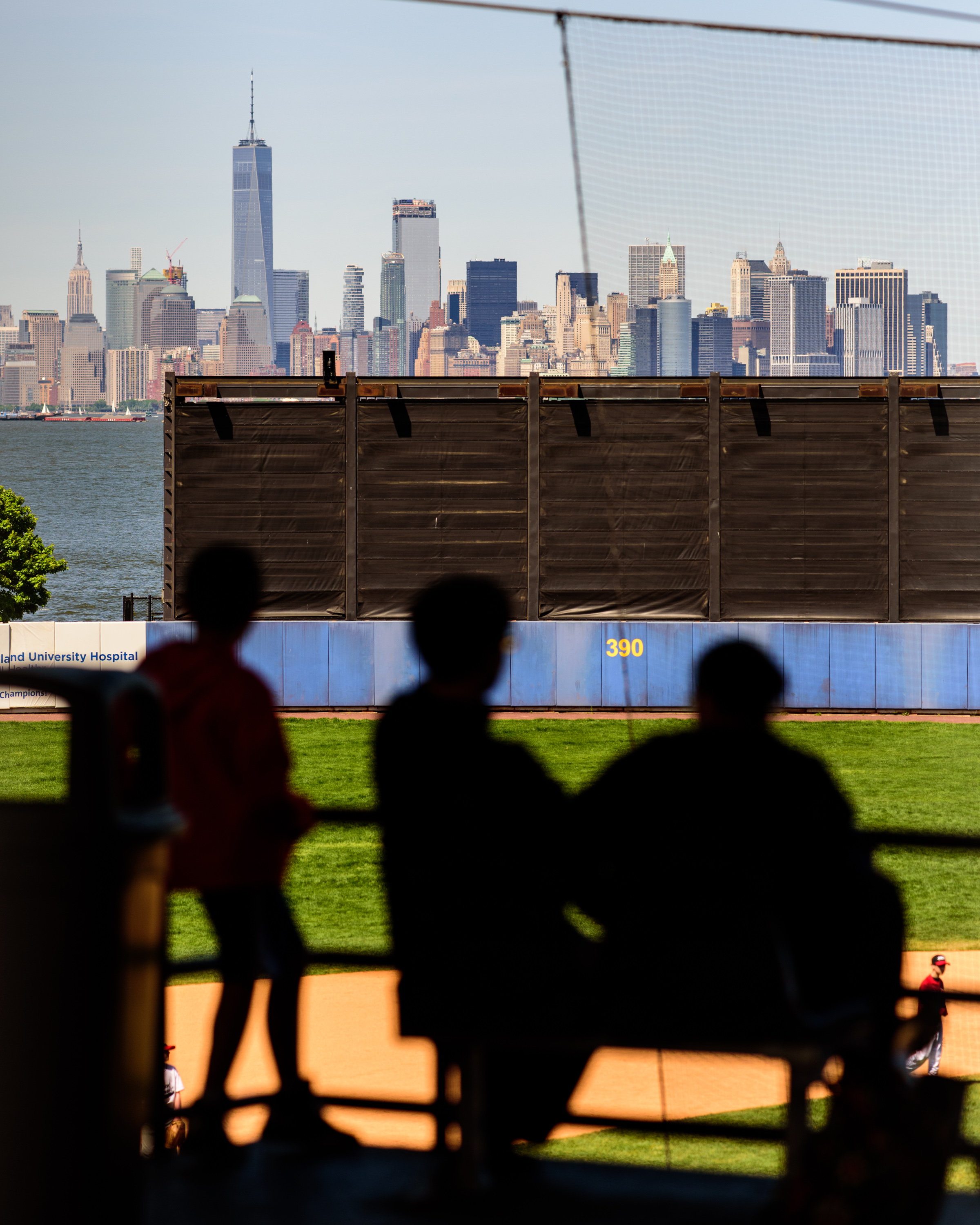 Staten Island's ballpark with a view [May 21]