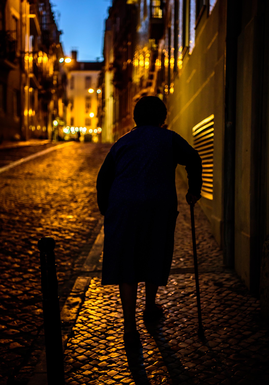 Night walk [September 9]
