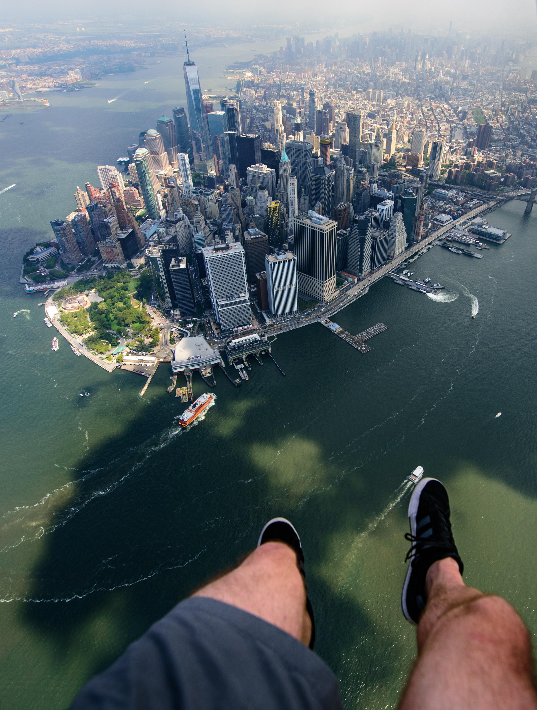 NYC flight [August 10]