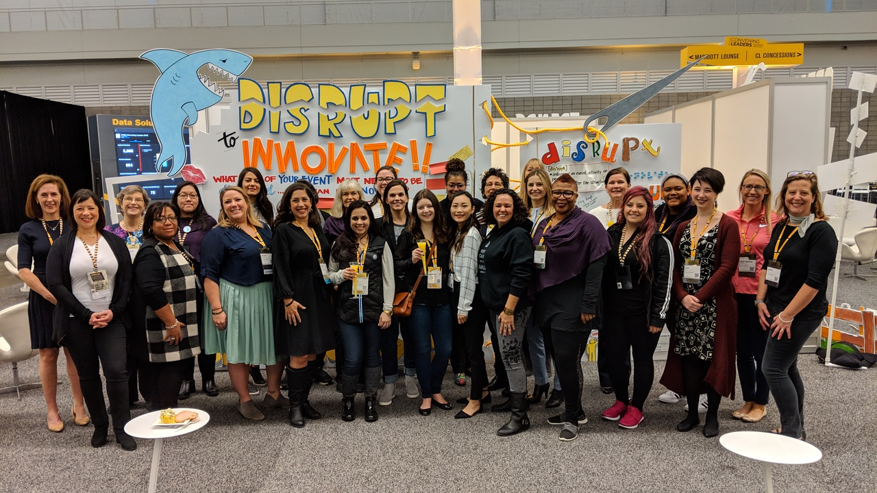 Women In Event Tech at PCMA