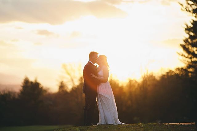 Thankful to couples who say 'yes' to us pulling them out of their reception for sunset shots. @iamadrake ❤️❤️And for planners who make allll the things happen. 🔥 @wedconnections @omnigrovepark