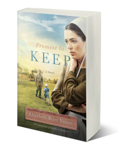 PROMISE TO KEEP (The Promise of Sunrise, Book 3) - World War II Marine Joe Garrison returns home from war longing to be a father to his deaf daughter, Daisy, only to find that she is attached to Esther Detweiler, the Amish woman who has raised her since his wife's death in this touching historical romance.