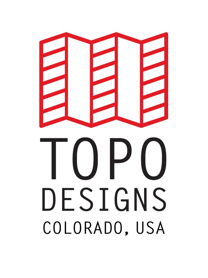 Topo Designs Social Media Logo
