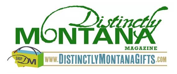 Distinctly Montana Social Media Logo