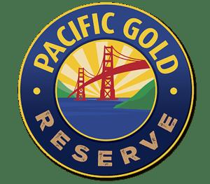Pacific Gold Social Media Logo