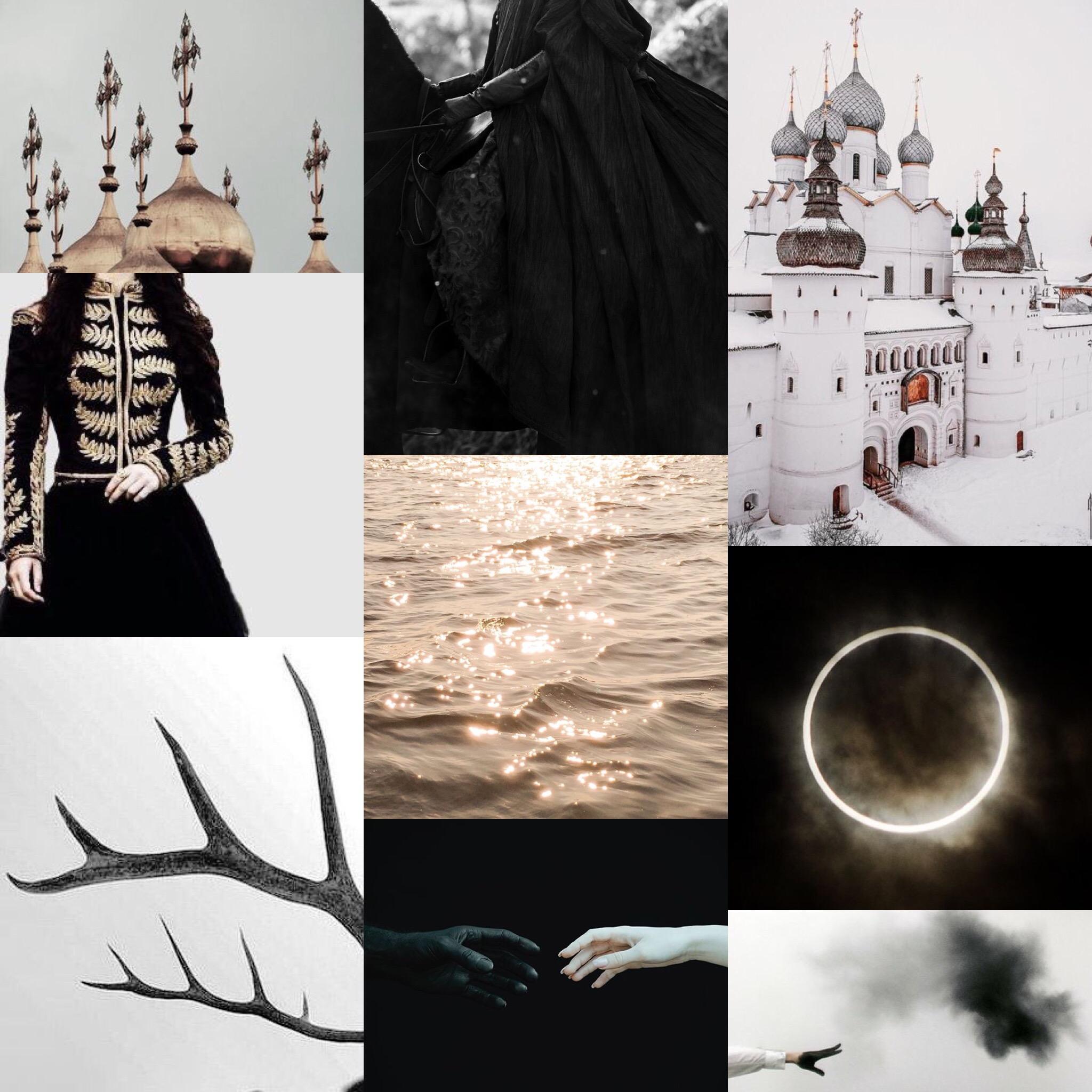 2. - Shadow and Bone //Leigh Bardugo