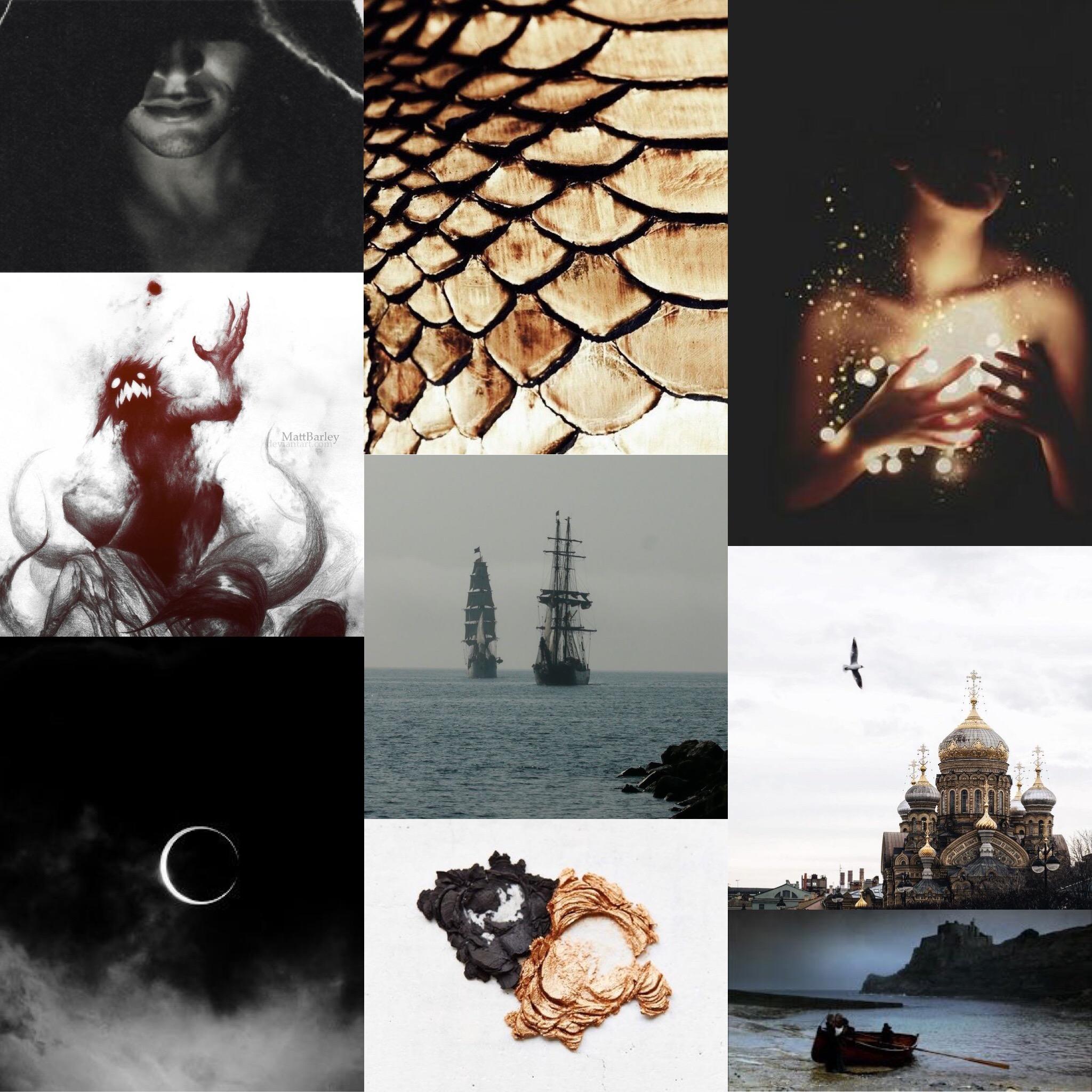3. - Siege and Storm //Leigh Bardugo