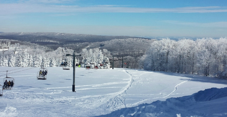 Seven Springs Mountain Resort. Photo by Lynne Petre