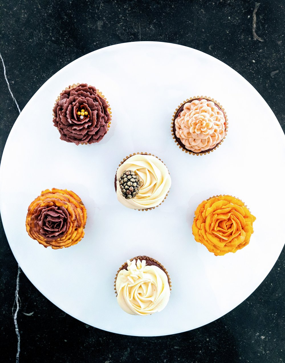Decoration Petit Pot De Fleur sweet diplomacy - modern gluten-free patisserie & paleo bakery