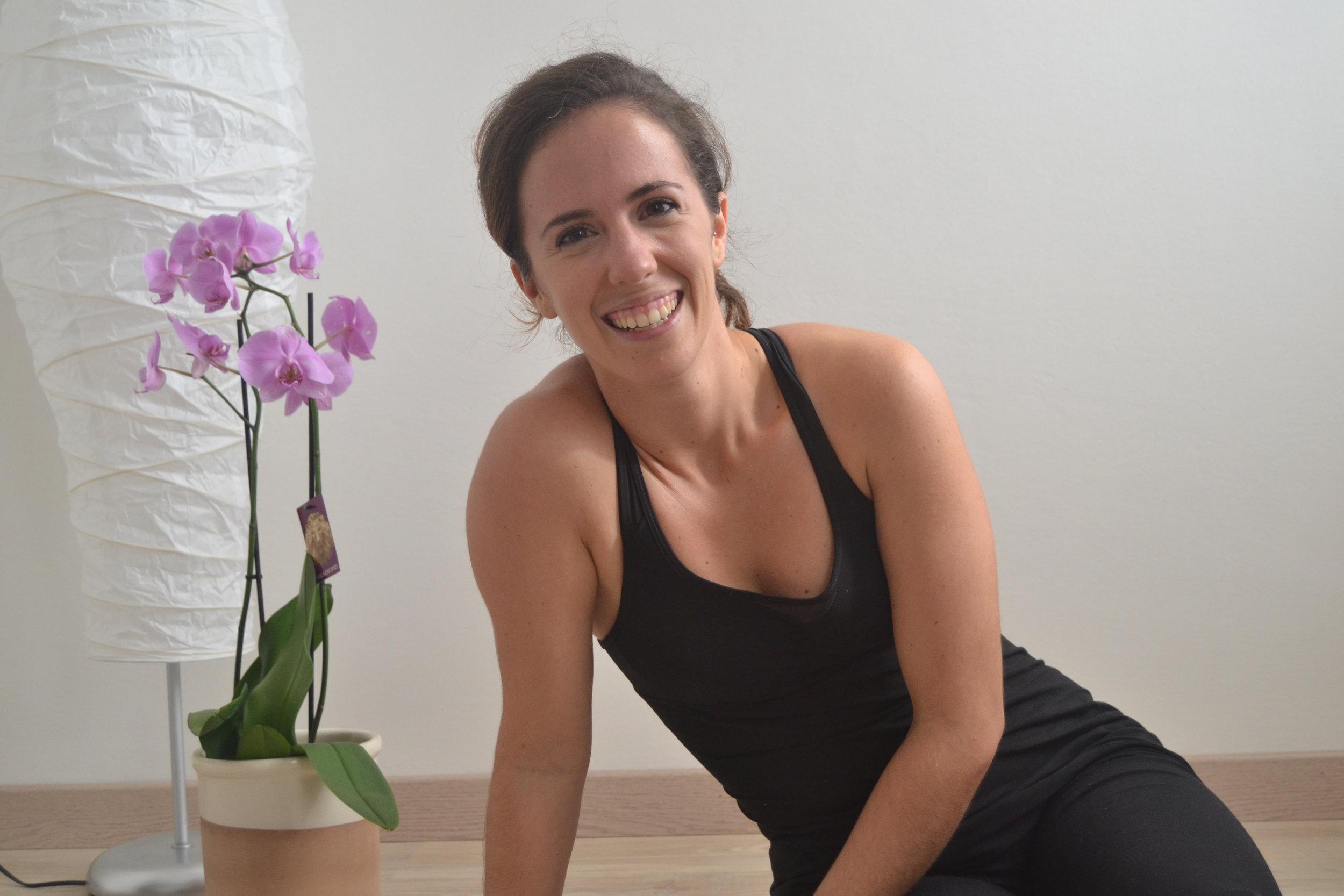 Silvia Zambotto Fisioterapista