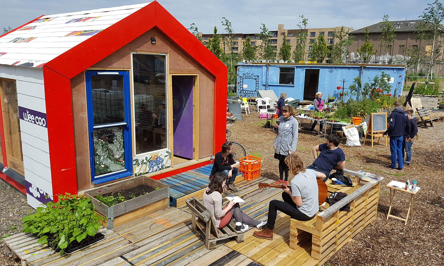 FOUNTAINBRIDGE WIKIHOUSE -