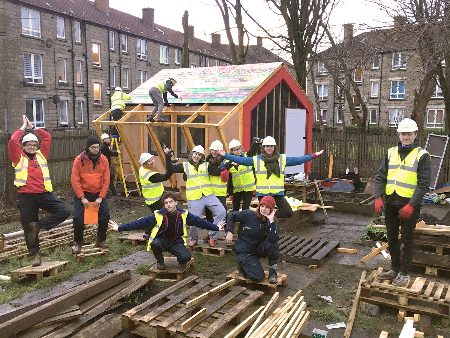 Civic Soup at Baltic Street Adventure Playground