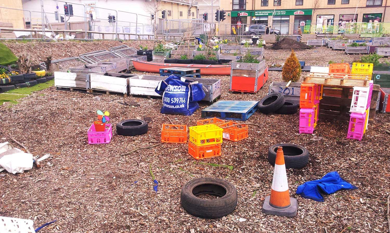 ADVENTURE playgrounds -