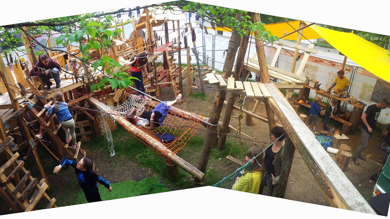 Woodland Tribe Brighton 2016