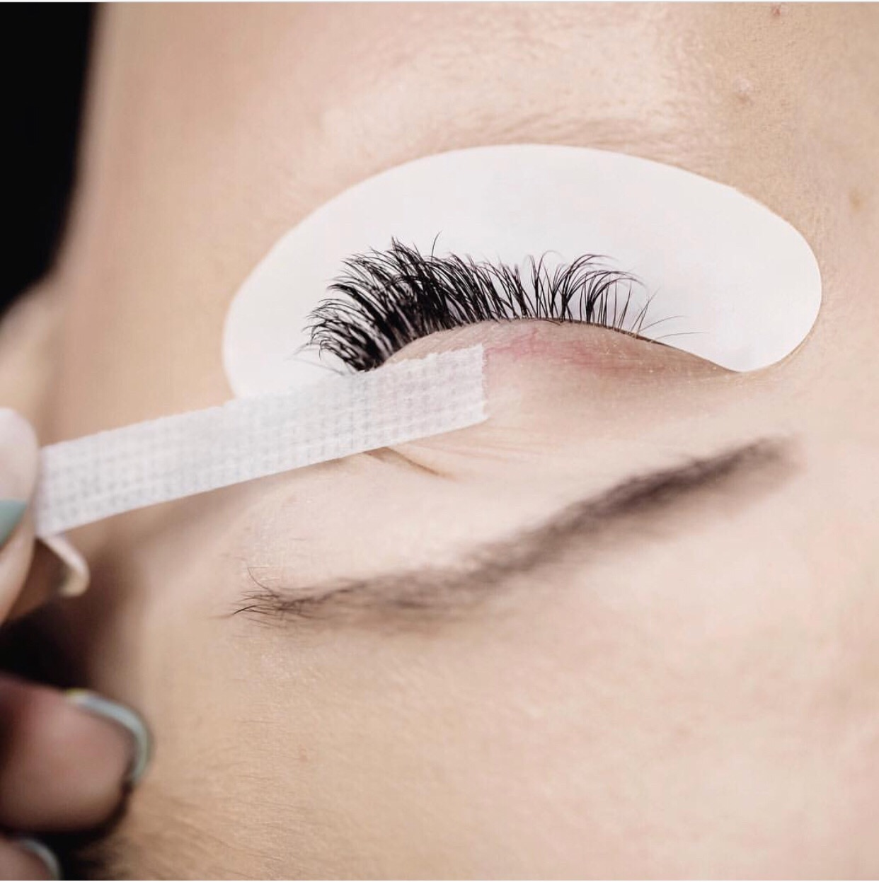 LASH TIPS - FOR THE INNER CORNER