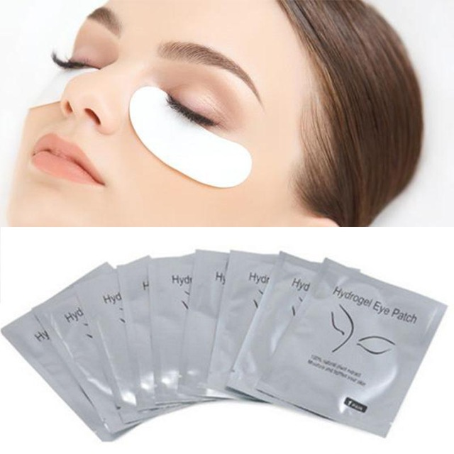 ACADEMY PROLASH EXTENSIONS - How to apply Lash Pads & Tape for Lash Extensions