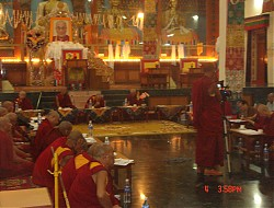 Geden Pacho Bucho conference in January 2008