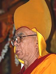 Kyabje Jangtse Choje Rizong Rinpoche