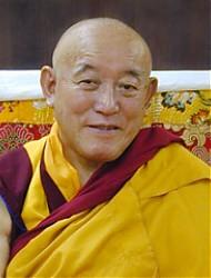 Kyabje Denma Locho Rinpoche
