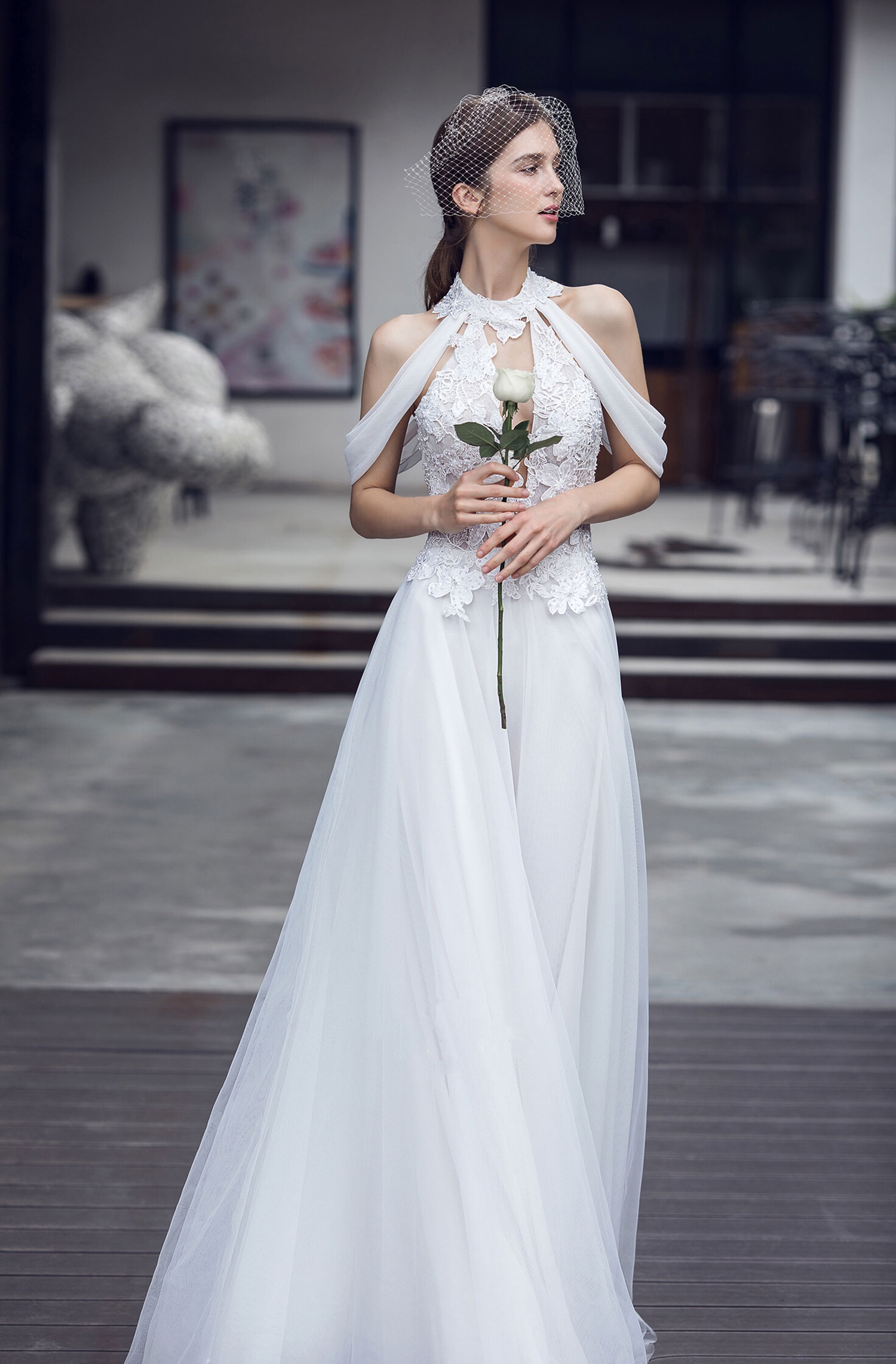 halter-plunge-neckline-chiffon-flowy-wedding-dress.jpg