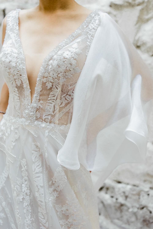 corset wedding gown ccm