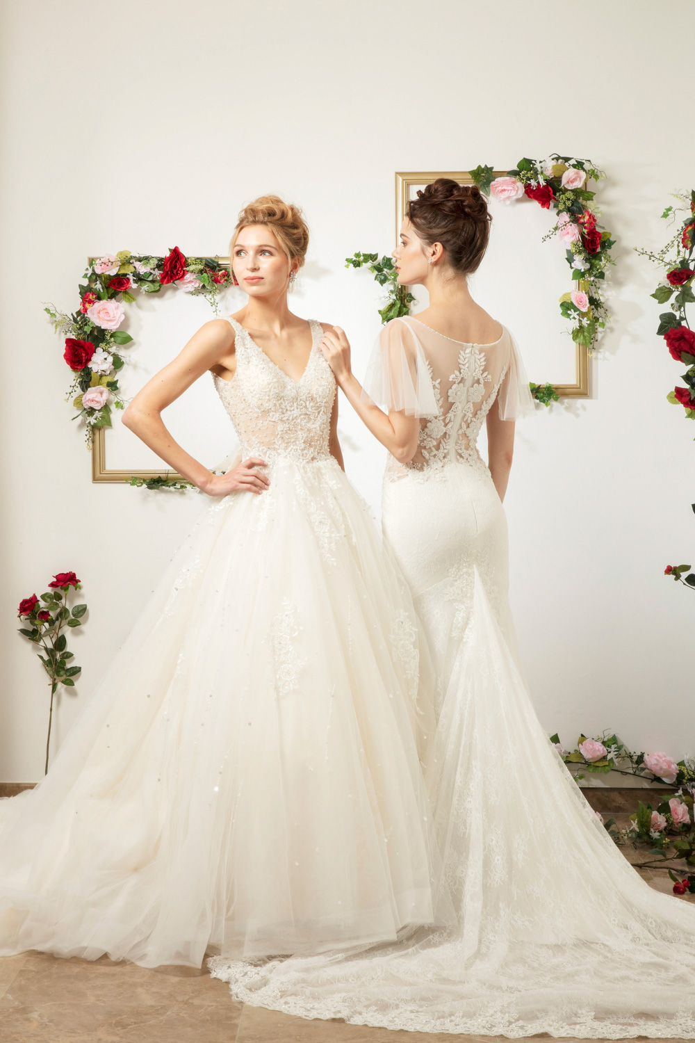 Wedding dresses by CCM Wedding