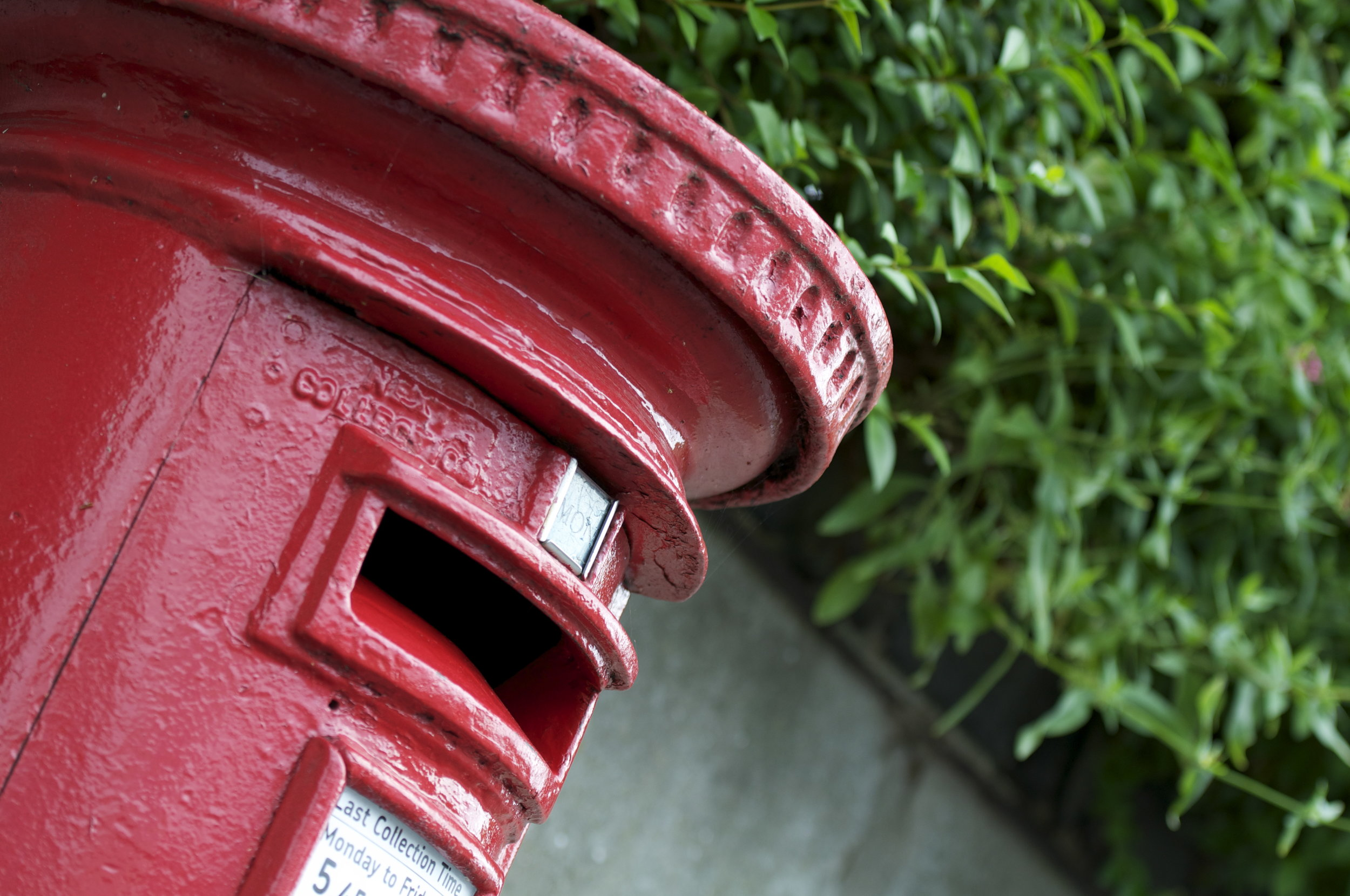 - POSTAGE OPTIONS - Next day recorded delivery service or we can offer a same day delivery in London.