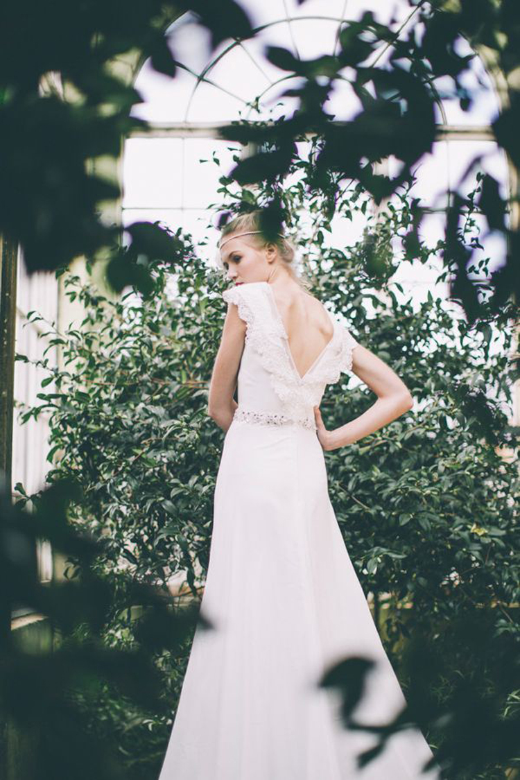 Maria Senvo bridal collection - photo by Georgina Martin