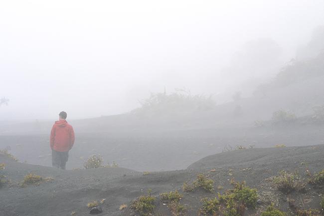 volcano irazu, costa rica // inspire styling