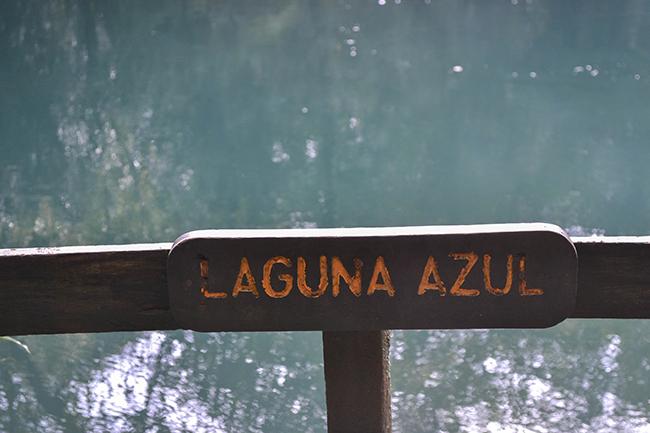 Rio Azul, Costa Rica © Anne van Midden