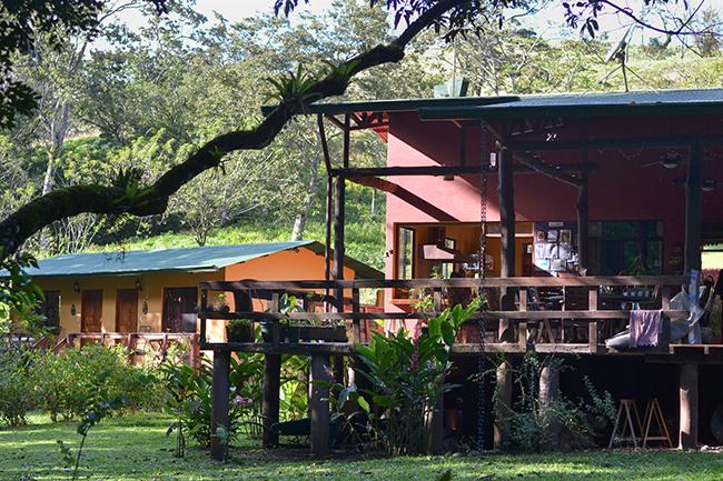 Living Forest B&B, Costa Rica © Anne van Midden