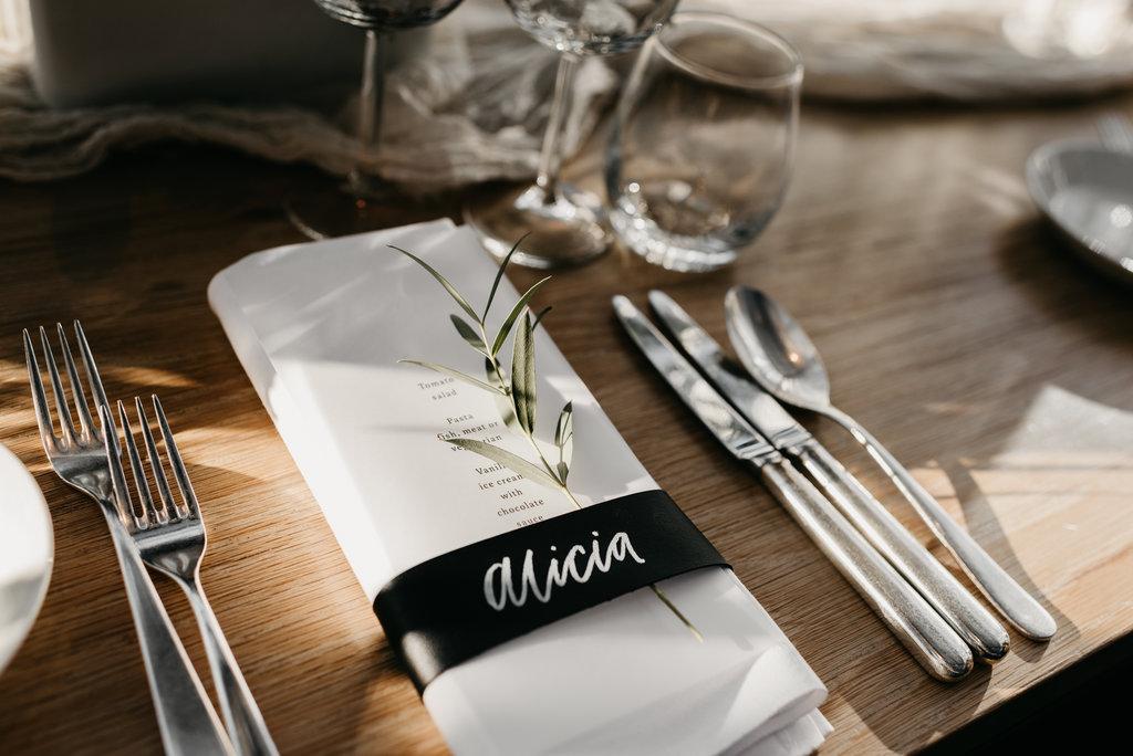 urban botanic wedding / inspire styling / lott's photography