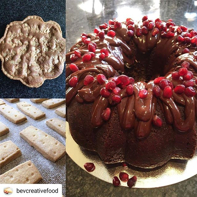 #Repost @bevcreativefood • • • • • Baked some delicious  treats for @moriahrisca MacMillan coffee morning tomorrow from 10-12. . . . #shortbread #bakewell #chocolate #pomegranate #chocolatepomegranate #macmillancoffeemorning #moriahrisca #bevreed #bevreedchocs #bevreedpatissier #bevreedbaker #yummy #coffee #tea #treats