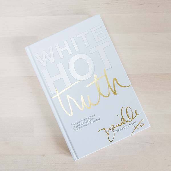 White Hot Truth book
