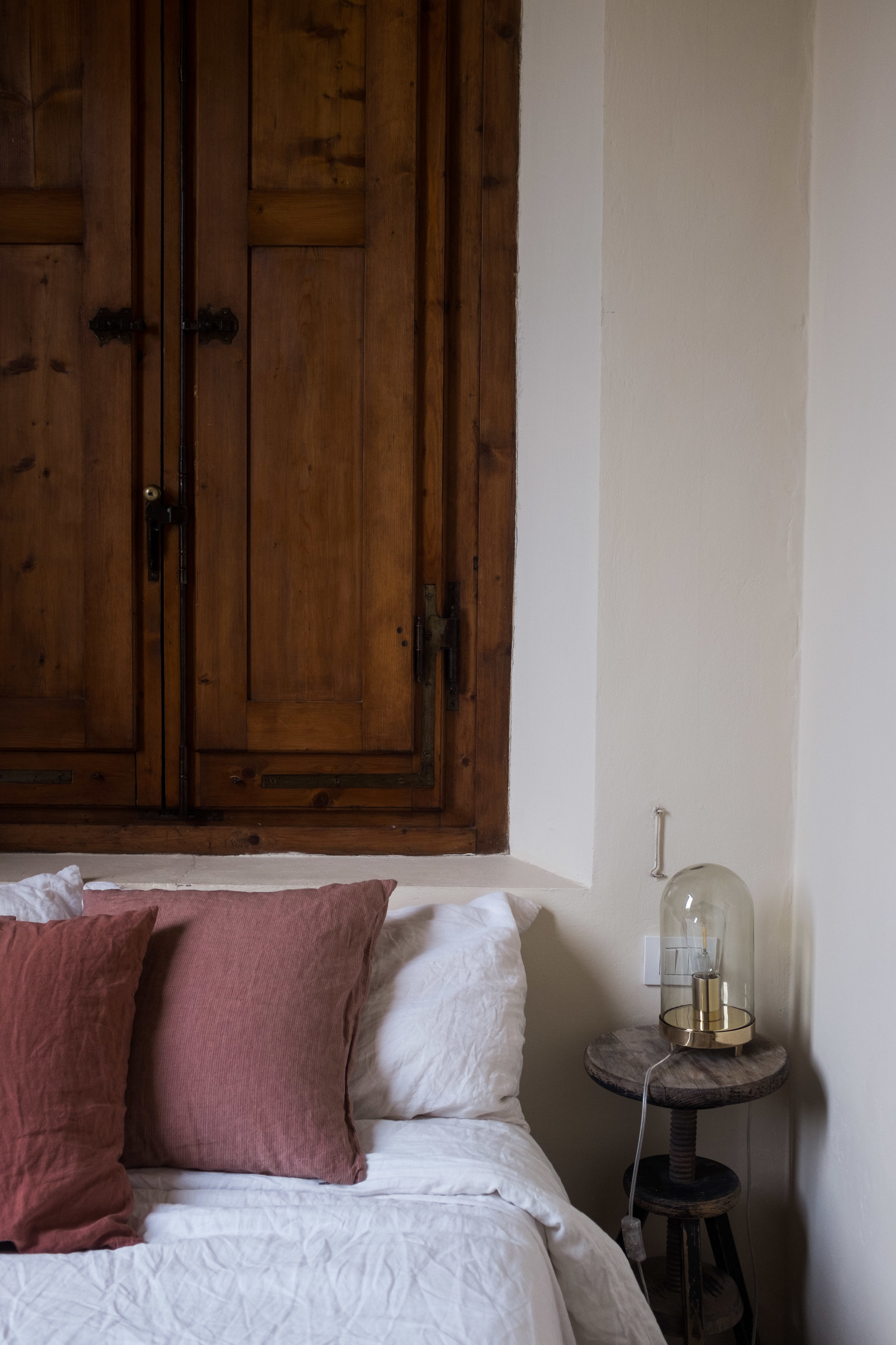 """La piccola. The little room of the house, perfect for """"lovebirds""""."""