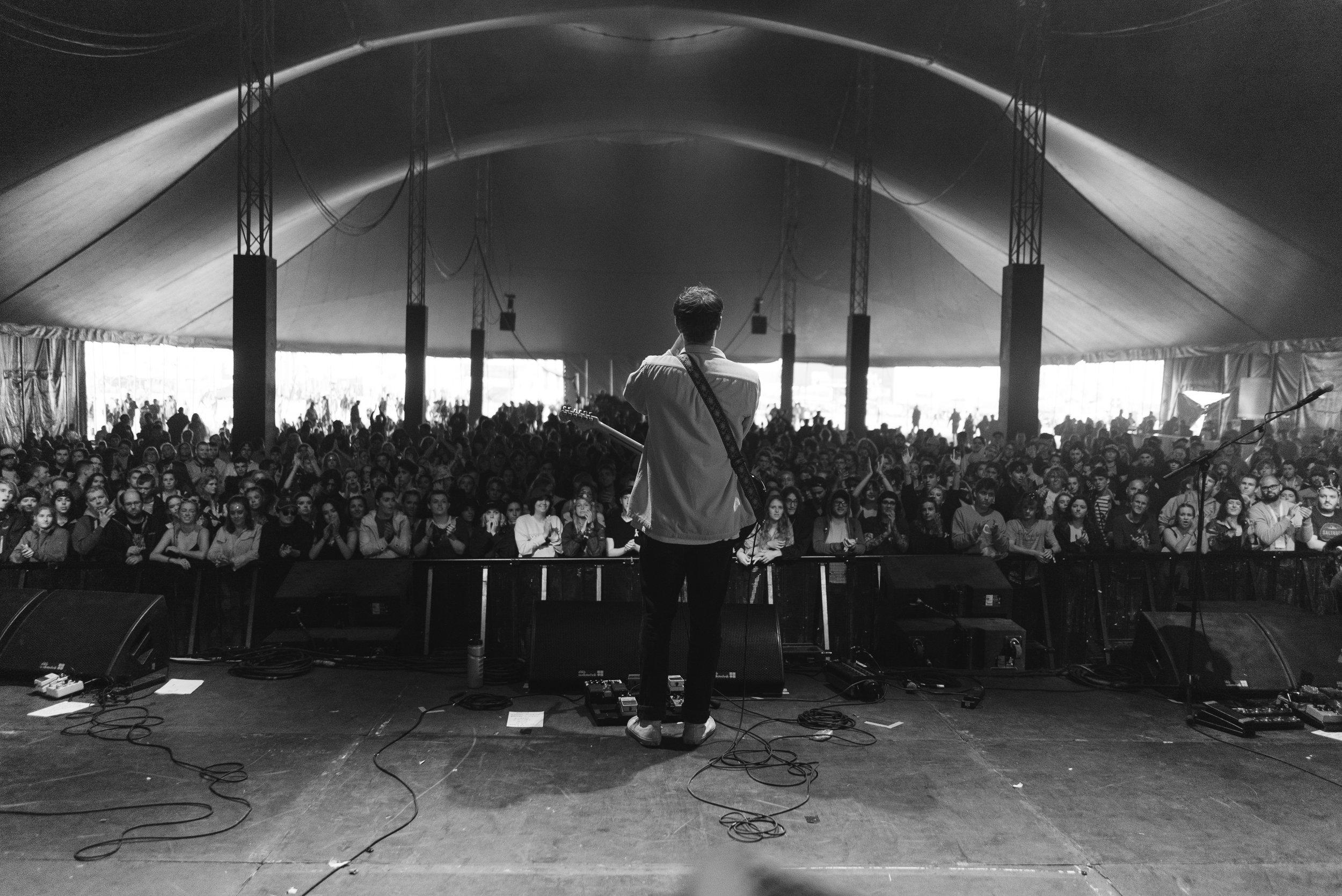Gengahr  at Boardmasters festival 2018