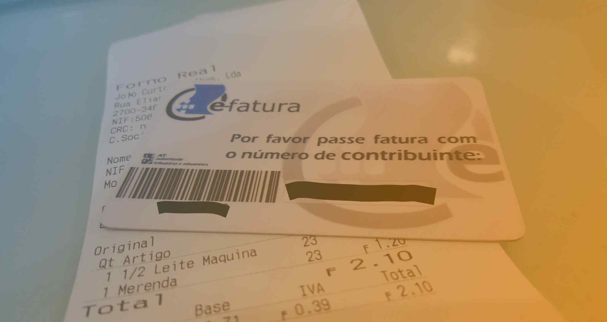 Donnez son NIF au Portugal peut rapporter gros