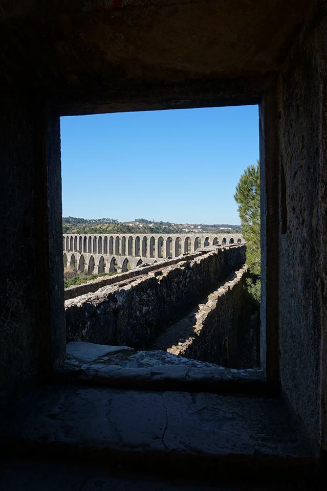 L'aqueduc de Tomar est ouvert au public