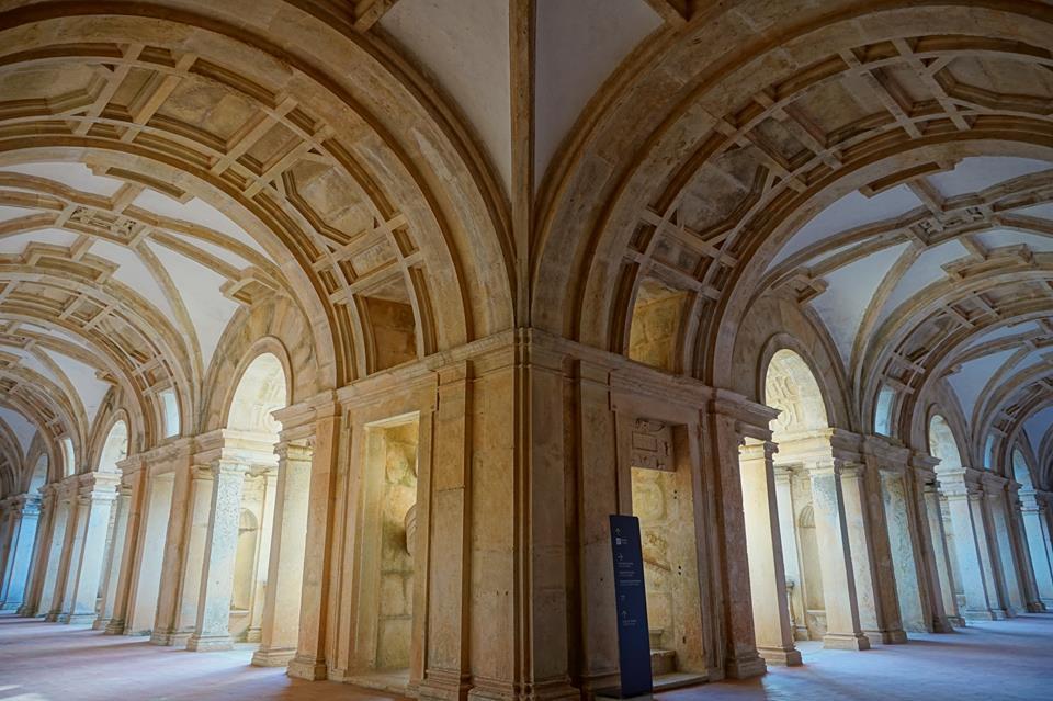 Le Monastère du couvent du Christ est mangnifique
