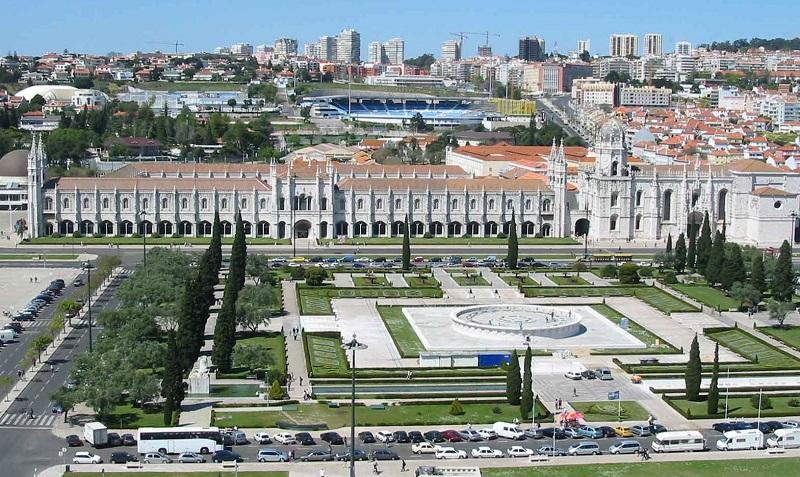 Le Monastère des Hiéronymites est un lieu incontournable à visiter à Lisbonne